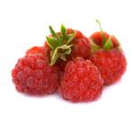 Raspberry - 30 kcal in 100g